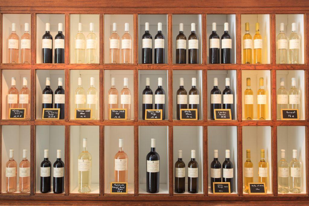 Provence wine organic